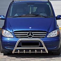 Кенгурятник на Mercedes Vito 639 (2004-2015) Марседес Вито PRS
