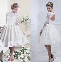 Короткое свадебное платье - Сьюзи