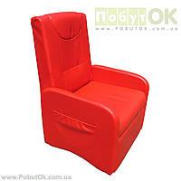 Кресло Красное Трансформер (Код:0638) Состояние: Б/У