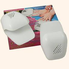 Компактная сушка для ногтей Nails Express Twin Pack Nail Dryers, фото 3