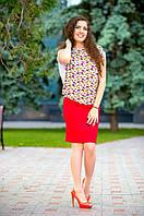 "Блуза ""Одуванчики"", фото 1"