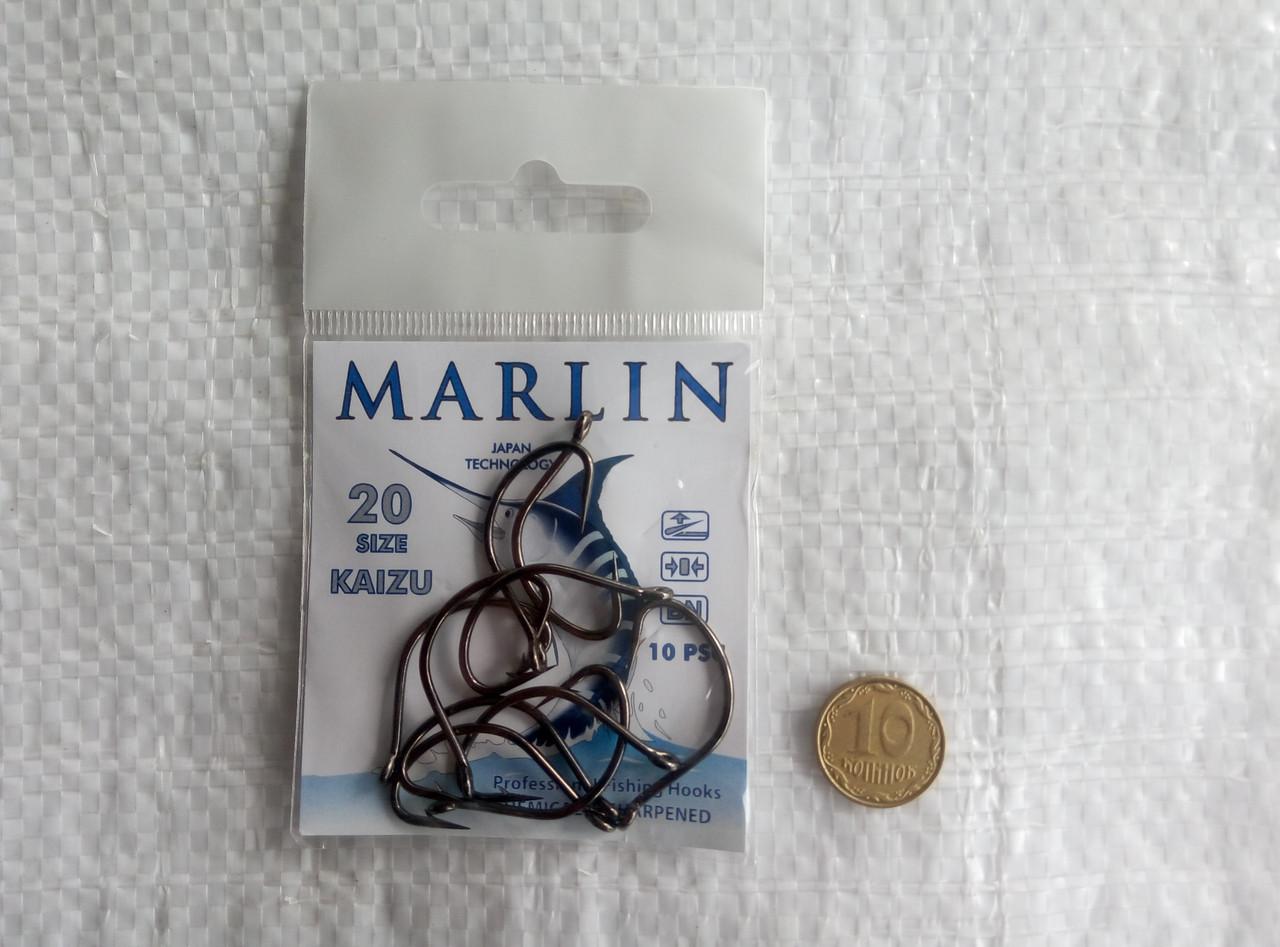 Крючки Marlin Kaizu №20