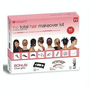 Набор заколок Hairagami TheTotal Hair Makeover Kit, фото 2