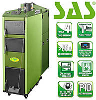 Твердотопливный котел с автоматической подачей SAS Eco (Сас Эко)