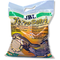 Грунт для пустынного террариума JBL TerraSand жёлтый 7500 гр