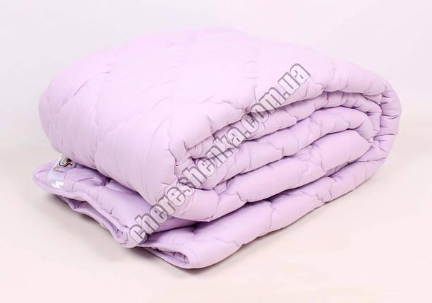 Двуспальное одеяло микрофибра/шерсть 001, фото 2