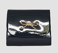 Оригинальный лаковый женский клатч А468
