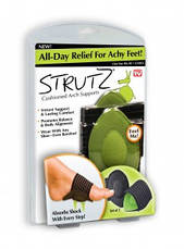 Мягкие стельки от боли для ног Strutz, фото 3