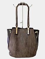 Женская сумка-шоппер с длинными ручками А280