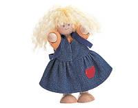 """Деревянная игрушка """"Девочка"""", PlanToys"""