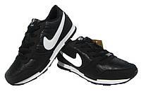 Мужские повседневные кроссовки Nike, кожа, нубук, Р. 41 42 46