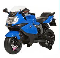 Мотоцикл детский аккумуляторный лицензионный Bambi BMW Z 283-4, синий