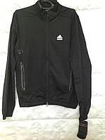 Мужская легкая демисезонная спортивная кофта Adidas Tech Fit, фото 1