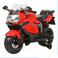 Мотоцикл детский аккумуляторный лицензионный Bambi BMW Z 283-3, красный