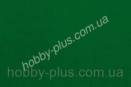 Фетр мягкий 1.4 мм, на клеевой основе, ЗЕЛЕНЫЙ, 20x30 см, Hobby&You