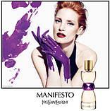 Женская парфюмированная вода оригинал Yves Saint Laurent Manifesto 50 ml NNR ORGAP /45, фото 3