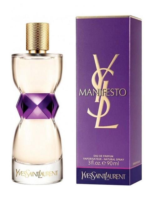 Женская парфюмированная вода оригинал Yves Saint Laurent Manifesto 90 ml NNR ORGAP /2-57