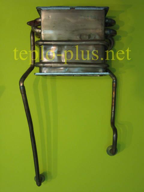 Теплообменник 65152042 (65158371) Ariston Marco Polo Gi7S 11L FFI NG, фото 2