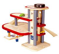 """Деревянная игрушка """"Паркинг"""", PlanToys"""