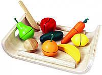 Фруктово-овощное ассорти Plan Тoys (3416)