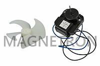 Двигатель вентилятора с крыльчаткой для холодильника Candy F61-10 92129063