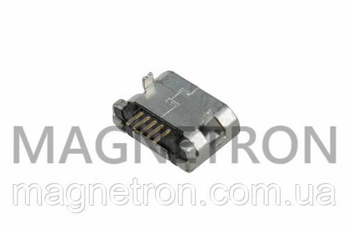 Разъем зарядки Micro USB №5 для мобильных телефонов