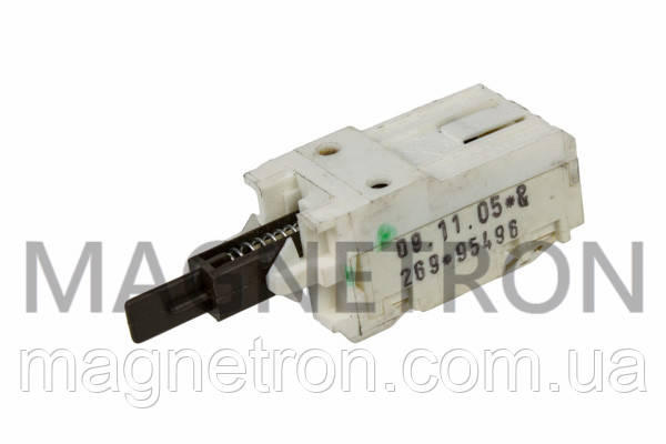 Сетевая кнопка для стиральных машин Whirlpool 2905-F 481941029126, фото 2