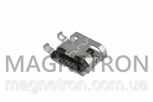 Разъем зарядки Micro USB №25 для мобильных телефонов