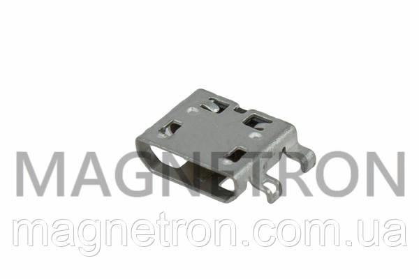 Разъем зарядки Micro USB №25 для мобильных телефонов, фото 2