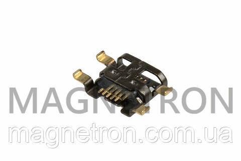 Разъем зарядки Micro USB №10 для мобильных телефонов