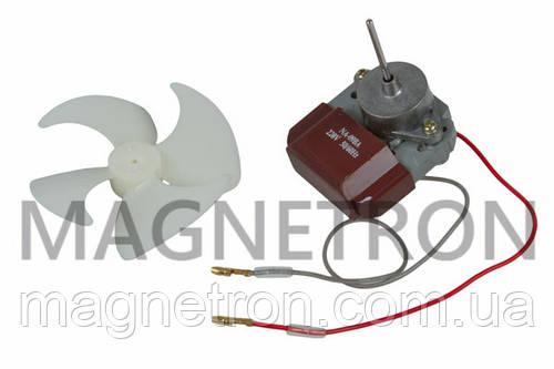 Двигатель вентилятора c крыльчаткой для холодильника NA-09BA