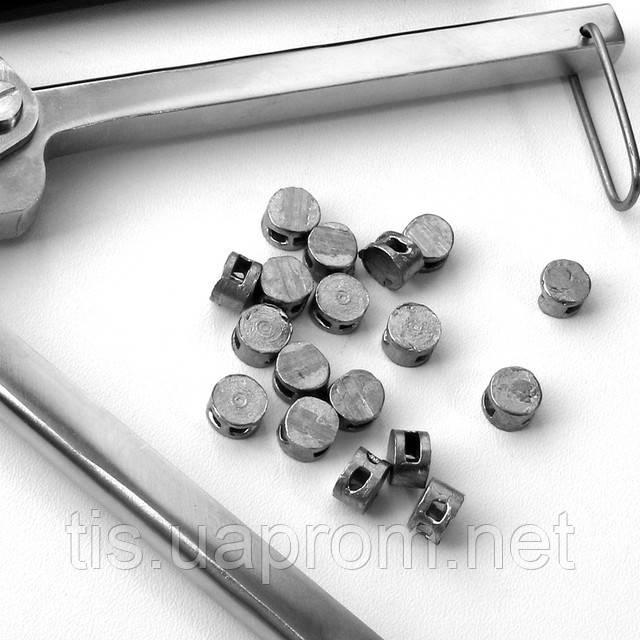 Пломбы свинцовые Ø 10 мм