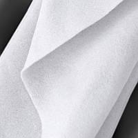 Фетр белый, 25*23 см. 1 мм, мягкий