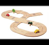Дорожная сеть (стандарт) Plan Тoys