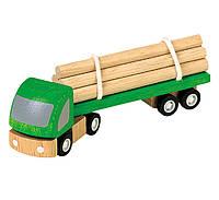 """Деревянная игрушка """"Лесовоз"""", Plan Toys"""