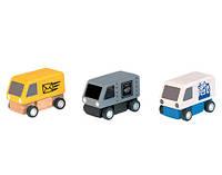 """Деревянная игрушка """"Фургоны"""", PlanToys"""