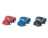 "Деревянная игрушка ""Мини-грузовики"", Plan Toys"
