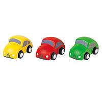 """Деревянная игрушка """"Машинки-II"""", PlanToys"""
