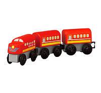"""Деревянная игрушка """"Пригородный поезд"""", PlanToys"""