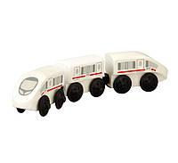 """Деревянная игрушка """"Экспресс-поезд"""", Plan Toys"""