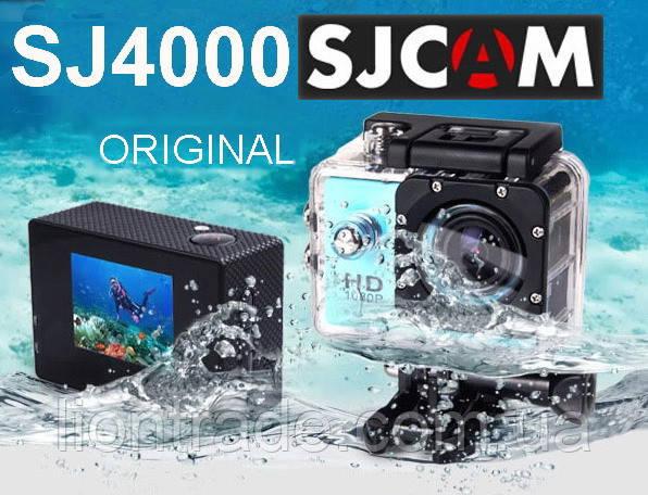 Экшн камера SJCAM SJ 4000