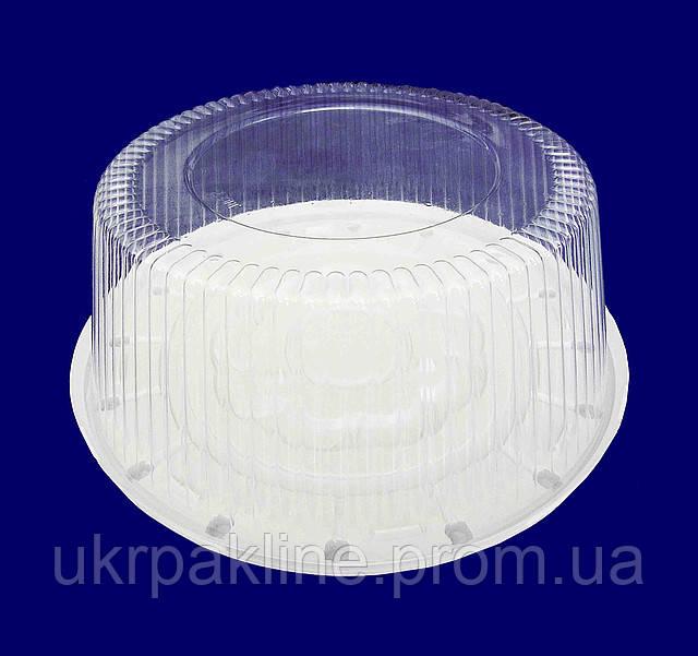 Одноразовая упаковка для тортов арт. 231