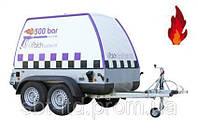 Трейлерный агрегат сверхвысокого давления Falch Trail jet 30 500-30-100-d
