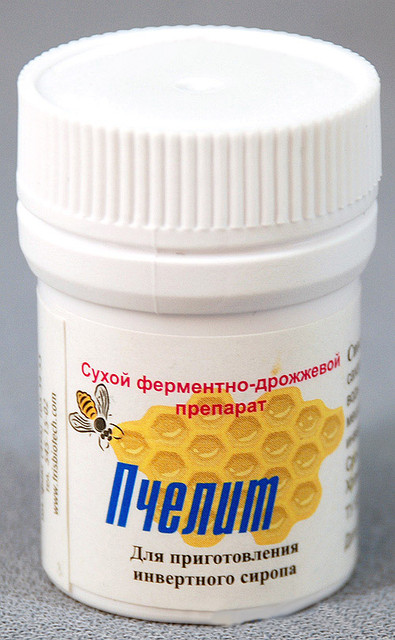 «Пчелит»  Ферментный препарат