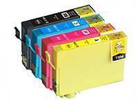 Струйный картридж EPSON 17 Yellow (T1704) (C13T17044A10) для Expression Home XP-33 / 103 / 203 / 207 / 303 / 306 / 403 / 406 / 413 / 423