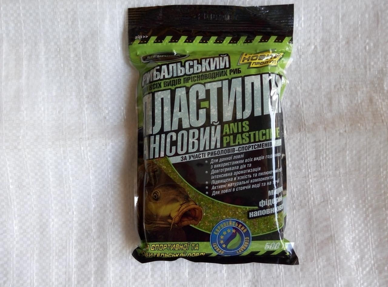 Пластилин Мегамикс 0,5 кг, анис