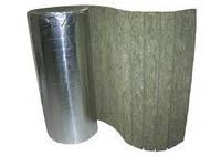 Техническая изоляция Мат ламельный ТехноНИКОЛЬ 50 (кашированный фольгой) 2600x1200x100