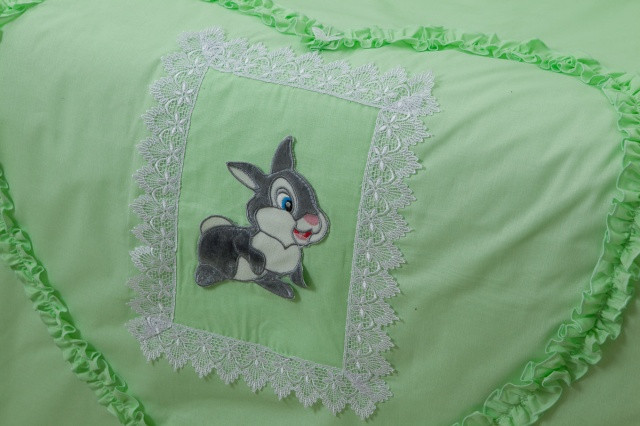 Украшение постели «Зайка/Кролик»