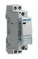 Контактор пускатель Hager ESC225, 25A, 230В, 2НО