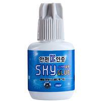 Клей для ресниц Sky Super glue белый 10мл
